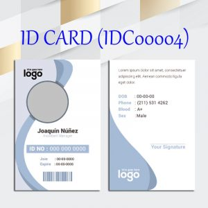 Design idcard 00004