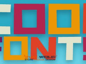 Download Koleksi Font Design