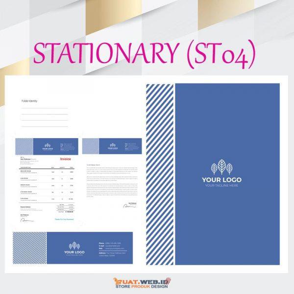 Jual Design Template Sationary - Atk Kantor