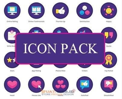 Jual Icon Pack Murah