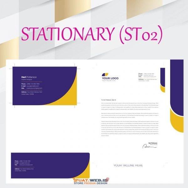 Jual Design Sationarry/ATK Murah