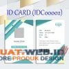 Template ID Card 02